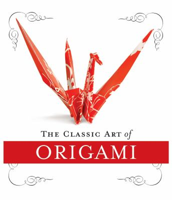 The Classic Art of Origami Kit 9780762435975