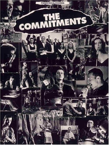 The Commitments: Piano/Vocal/Chords 9780769202655
