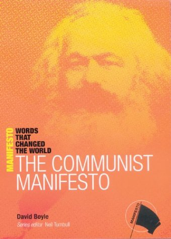 The Communist Manifesto 9780764128387