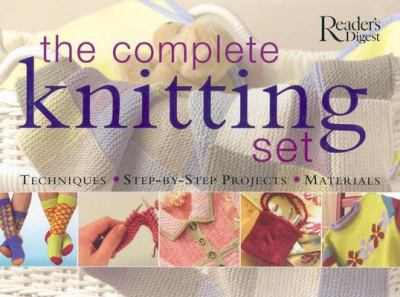 The Complete Knitting Set 9780762104642
