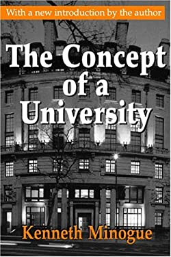 The Concept of a University 9780765808479