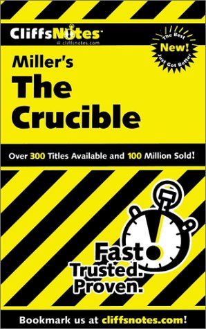 The Crucible 9780764585883
