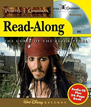 The Curse of the Black Pearl [With 24 Page Book] 9780763421762
