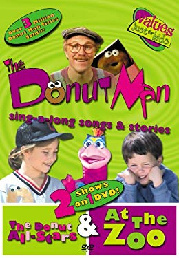 The Donut Man: The Donut All Stars/At the Zoo 0000768293416