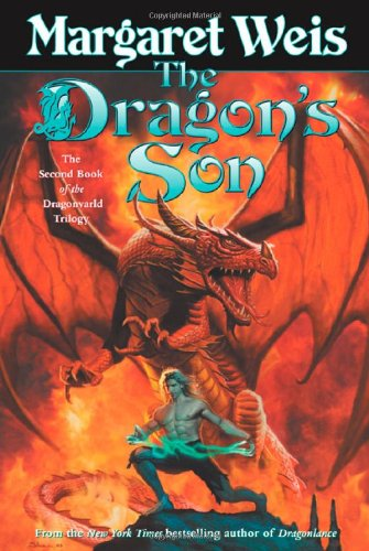 The Dragon's Son: The Second Book of the Dragonvarld Trilogy 9780765304698