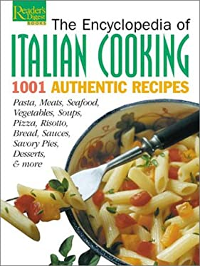 The Encyclopedia of Italian Cooking 9780762103409