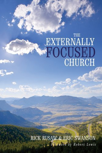 The Externally Focused Church 9780764427404