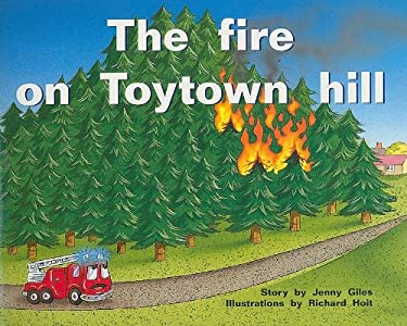 The Fire on Toytown Hill 9780763572945