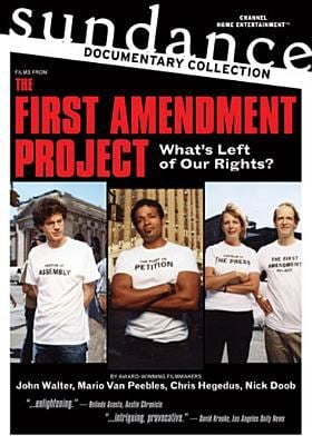 The First Amendment Project 9780767079181