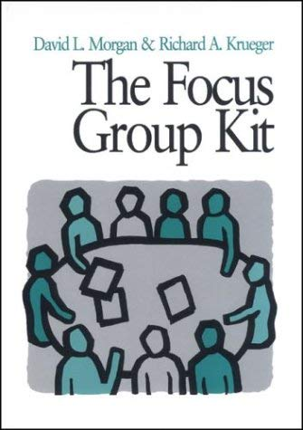 The Focus Group Kit: Volumes 1-6 9780761907602