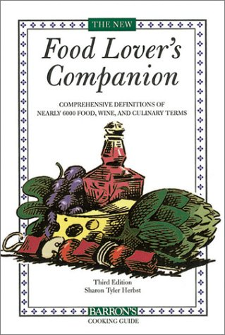 The Food Lover's Companion 9780764112584