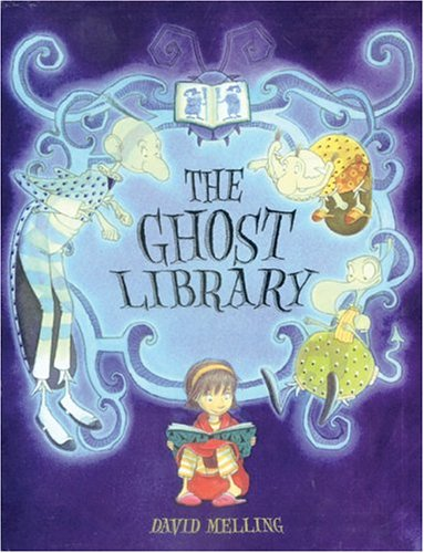 The Ghost Library 9780764157912