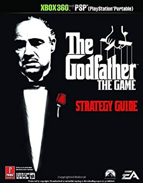 The Godfather the Game: Strategy Guide; XBOX 360 & PSP (PlayStation Portable) [With Giant Poster Map] 9780761553687