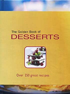 The Golden Book of Desserts 9780764163616