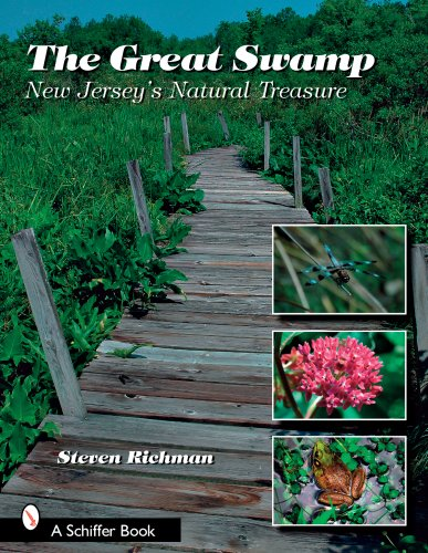 The Great Swamp: New Jersey's Natural Treasure 9780764328220