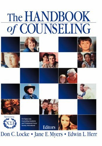 The Handbook of Counseling 9780761919933