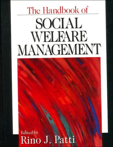The Handbook of Social Welfare Management 9780761914709