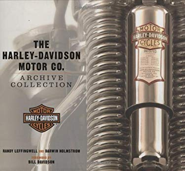 The Harley-Davidson Motor Co. Archive Collection 9780760331842