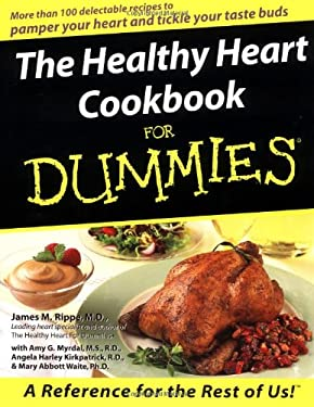 The Healthy Heart Cookbook for Dummies 9780764552229
