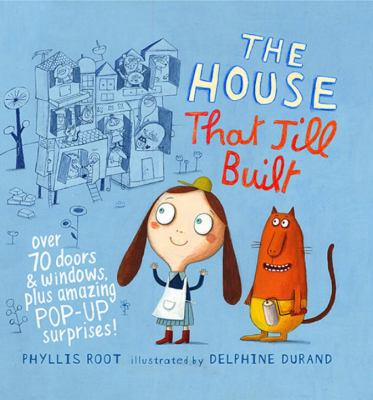 The House That Jill Built 9780763610081