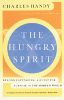 The Hungry Spirit 9780767901888