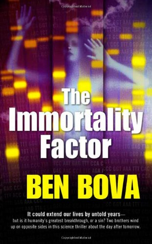 The Immortality Factor 9780765305251