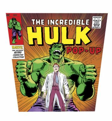 The Incredible Hulk Pop-Up: Marvel True Believers Retro Collection 9780763641610