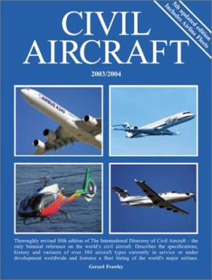 The International Directory of Civil Aircraft 9780760315934
