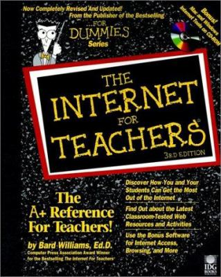 The Internet for Teachersr [With CDROM] 9780764506239