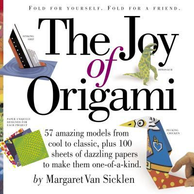 The Joy of Origami [With 100 Sheets of Origami Paper] 9780761139881