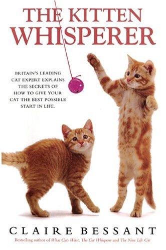 The Kitten Whisperer 9780764130533