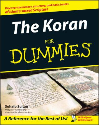 The Koran for Dummies 9780764555817