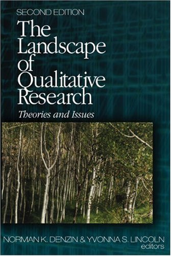 The Landscape of Qualitative Research: Theories and Issues 9780761926948