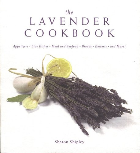 The Lavender Cookbook 9780762418305