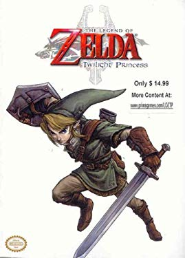 The Legend of Zelda: Twilight Princess 9780761561590