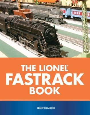 The Lionel Fastrack Book 9780760323526