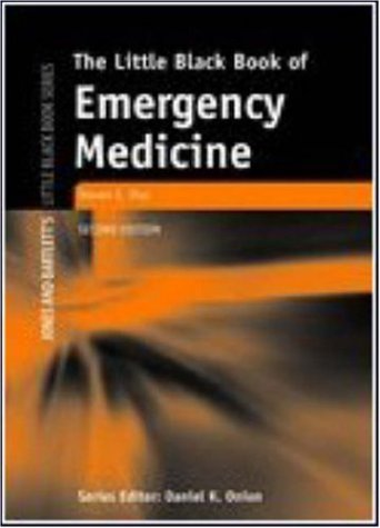 The Little Black Book of Emergency Medicine 9780763734565