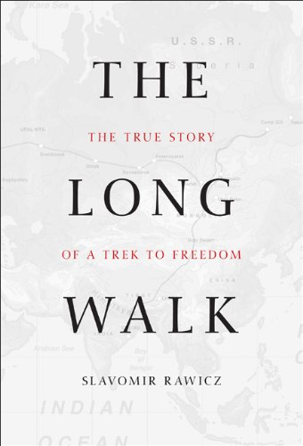 The Long Walk: The True Story of a Trek to Freedom 9780762761296