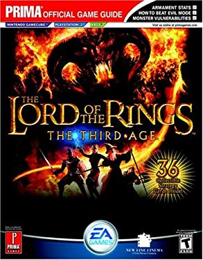The Lord of the Rings: The Third Age: Prima Official Game Guide