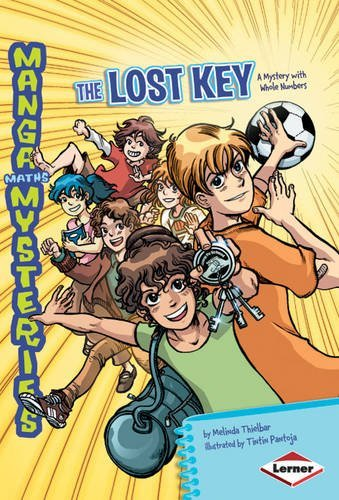 The Lost Key: A Mystery with Whole Numbers