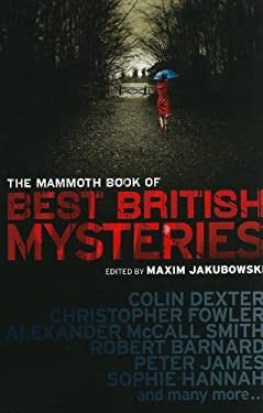 The Mammoth Book of Best British Mysteries, Volume 7 9780762438464