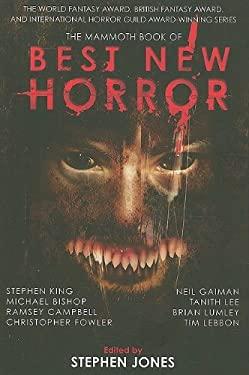The Mammoth Book of Best New Horror, Volume Twenty