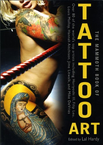 The Mammoth Book of Tattoo Art 9780762440986