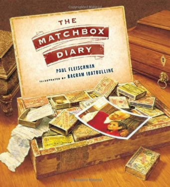 The Matchbox Diary 9780763646011