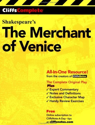 The Merchant of Venice 9780764585753