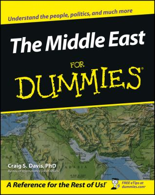 The Middle East for Dummies 9780764554834
