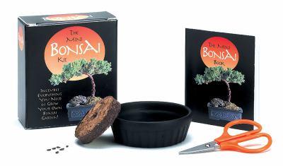 The Mini Bonsai Kit [With Other]