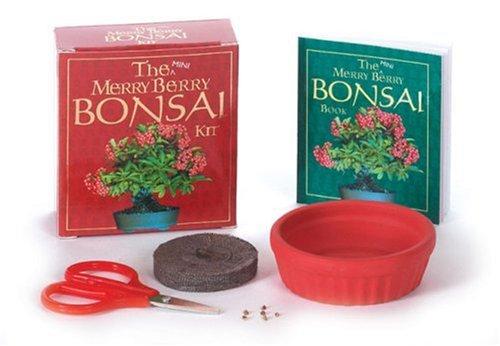 The Mini Merry Berry Bonsai Kit 9780762427086