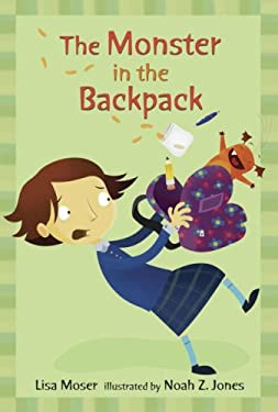 The Monster in the Backpack 9780763623906