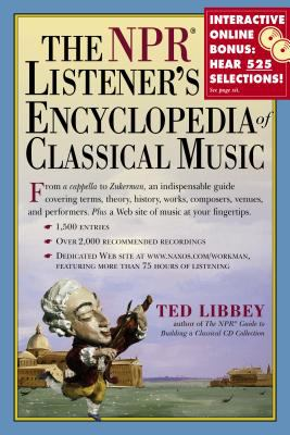 The NPR Listener's Encyclopedia of Classical Music: 9780761120728